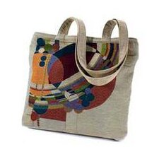 Frank Lloyd Wright March Balloons Unlined Shoulder Tote Bag