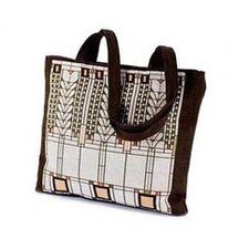 Frank Lloyd Wright ® Tree of Life Unlined Shoulder Tote Bag (Set of 4)