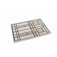 Frank Lloyd Wright Oak Park Placemat (Set of 4)