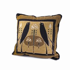 <strong>Rennie & Rose Design Group</strong> Motawi Songbirds Pillow
