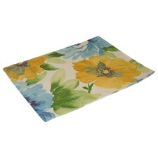 Muree Outdoor Fabric Place Mat (Set of 4)