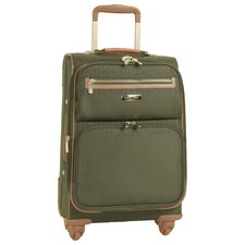 """Jungle 20"""" Expandable Spinner Suitcase"""