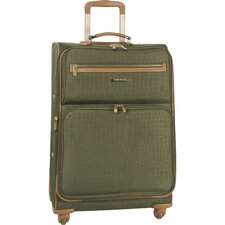 "Jungle 24"" Expandable Spinner Suitcase"