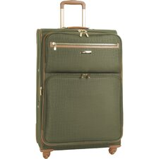 "<strong>Anne Klein</strong> Jungle 28"" Expandable Spinner Suitcase"