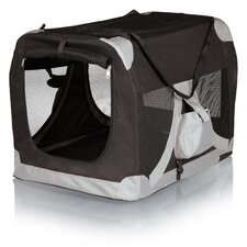 Luxe Nylon Pet Crate