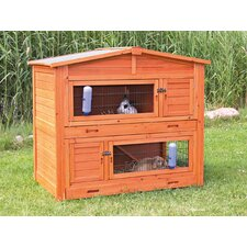 2-Story Attic Rabbit Hutch