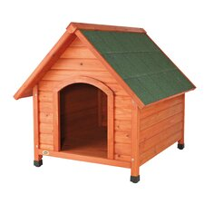 Log Cabin Dog House