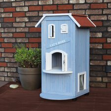 <strong>Trixie Pet Products</strong> 3-Story Cat's House