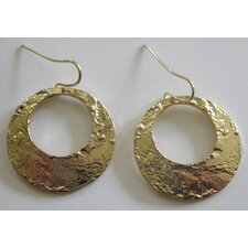 Foil Designed Earrings