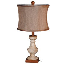 Antique Balustrade Table Lamp