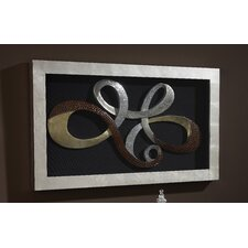 Wall Frame in Silver