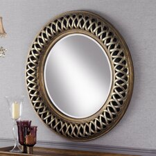 Classic Big Round Mirror