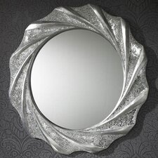 Gaudi Round Decorative Mirror