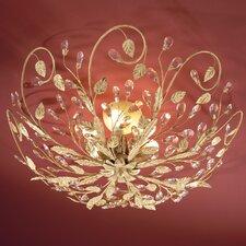 Verdi 6 Light Flush Light