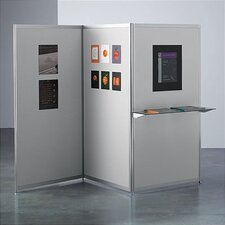 <strong>Peter Pepper</strong> Envision® Three Panel Hinged Display Panel