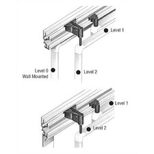 Tactics Plus® Level 0 Replacement Wall Mounting Clips