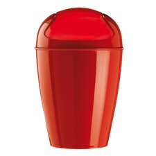 <strong>Koziol</strong> Del Swing Top Wastebasket