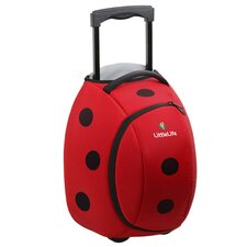 Animal Ladybird Wheelie Duffle Bag