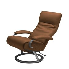 Kiri Leather Ergonomic Recliner