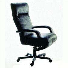 Kiri Ergonomic High-Back Office Chair with Arms