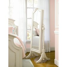 <strong>SmartStuff Furniture</strong> Gabriella Cheval Storage Mirror