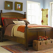 <strong>SmartStuff Furniture</strong> RoughHouse Low Post Bed