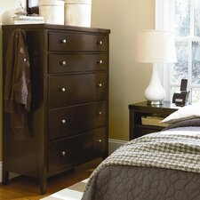 <strong>SmartStuff Furniture</strong> Free Style 5-Drawer Chest