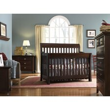 Metro Lifestyle 4-in-1 Convertible Crib Set