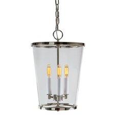 Charleston 3 Light Hanging Lantern