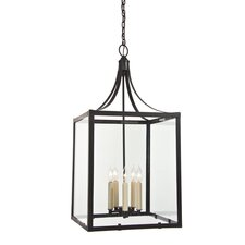 Columbia Arc 5 Light Large Foyer Pendant