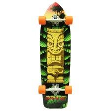 """Bahne Big Kahuna Longboard 35"""" Complete Skateboard"""