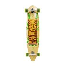 "Tiki 44"" Deluxe Longboard Skateboard"