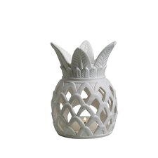 Porcelain Pineapple Tealight Candle Holder