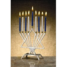 Menorah Starlight Design