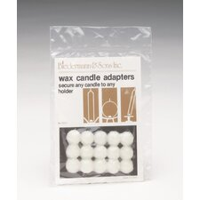 Wax Dots Candle Adapter (Set of 30)