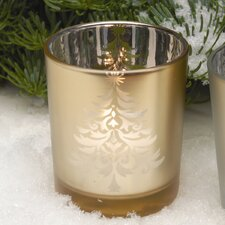 Victorian Tree Votive Candle Holders (Set of 4)