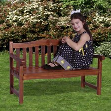 <strong>JazTy</strong> Classic Kid's Rose Garden Bench