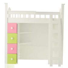 <strong>Laurent Doll</strong> Doll Loft Bed