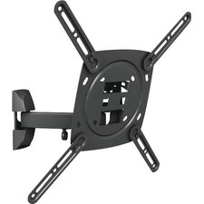 "3 Movement Tilt / Swivel / Articulating Arm Wall Mount for 32"" - 56"" Flat Panel Screens"