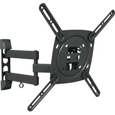 "4 Movement Tilt / Swivel / Articulating Arm Wall Mount for 32"" - 56"" Flat Panel Screens"