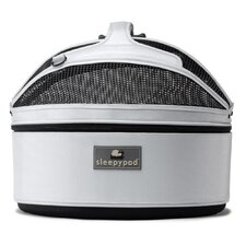 <strong>Sleepypod</strong> Mobile Pet Bed/Carrier in Arctic White