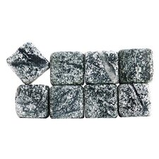 Large Whiskey Rocks (Set of 8)