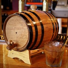 <strong>Bluegrass Barrels</strong> 3-Liter American White Oak Barrel