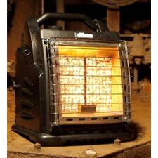 <strong>Shinerich</strong> The Boss Portable 20,000 BTU Infrared Compact Propane Space Heater