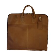 Weekend Bags Leather Garment Bag