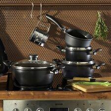 6-tlg. Kochgeschirr-Set mit Küchenhelfern