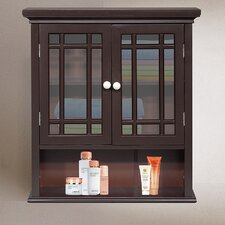 "<strong>Elegant Home Fashions</strong> Neal 22"" x 24"" Wall Mounted Cabinet"