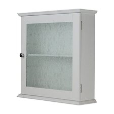 "Connor 18.5"" W x 18.5"" H Surface Mount Beveled Medicine Cabinet"
