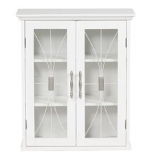 Mason Wall Cabinet with Two Doors