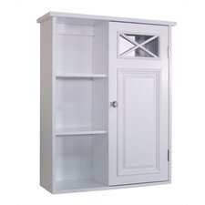 Dawson Wall Cabinet with Single Door and Shelves